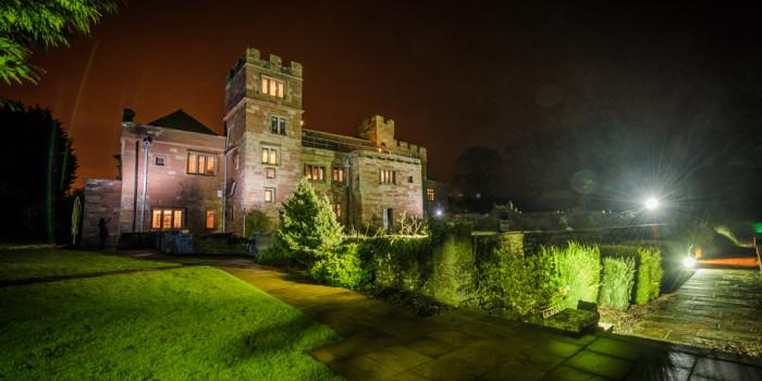 Dalston Hall shoot