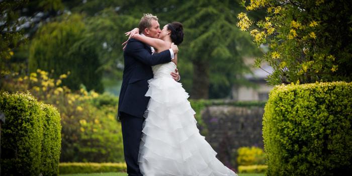 A Rainy Eaves Hall Wedding