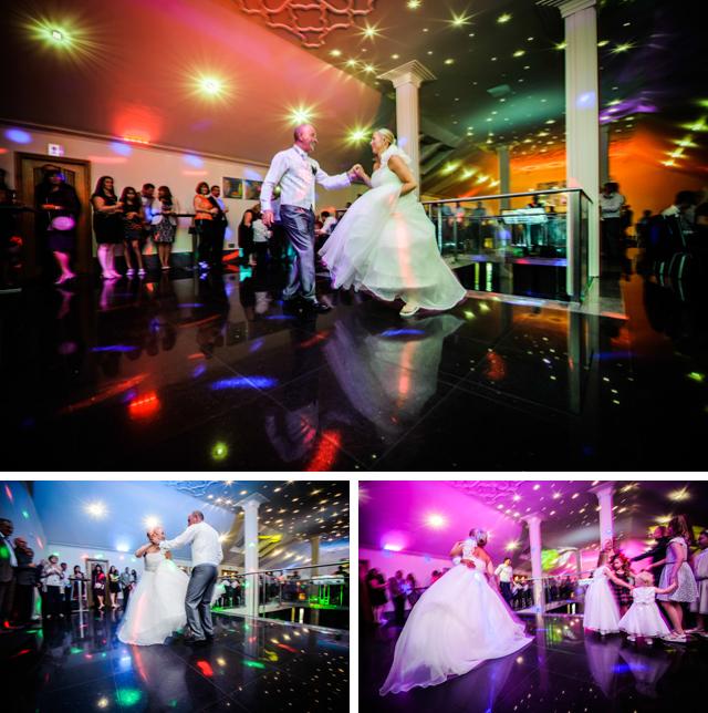 Deborah Amp Petes Non Mexican Wedding Party