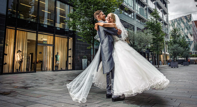 The Lowry Hotel - Manchester City Centre Wedding