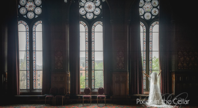 Intimate Manchester Town Hall Wedding