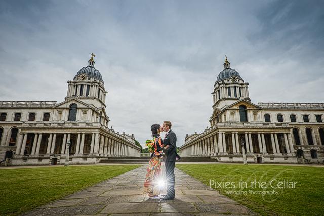 London Wedding! All Saints Blackheath & Greenwich Park.