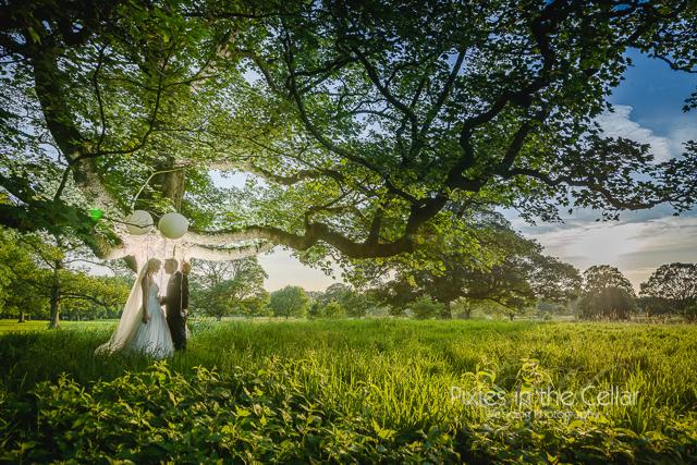 Mottram Hall Wedding, Prestbury, Cheshire