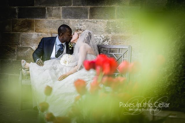 St.Thomas's Church & Rudding Park Hotel Wedding, Harrogate