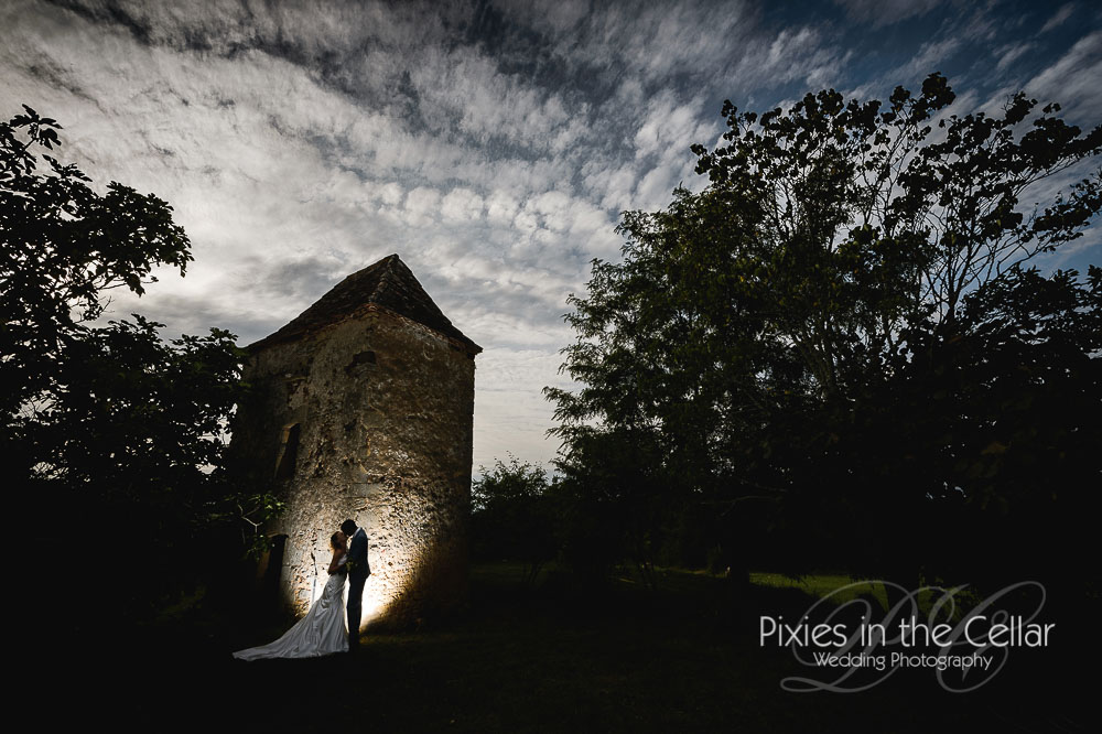 Manchester wedding photographer in France