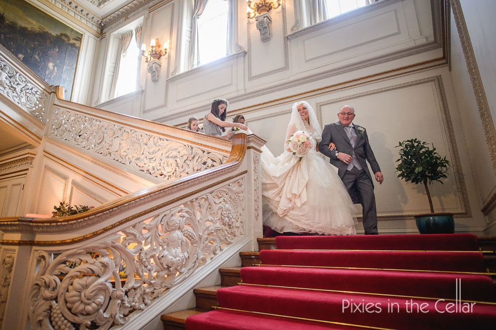 Knowsley Hall Wedding An Early Spring Liverpool Wedding