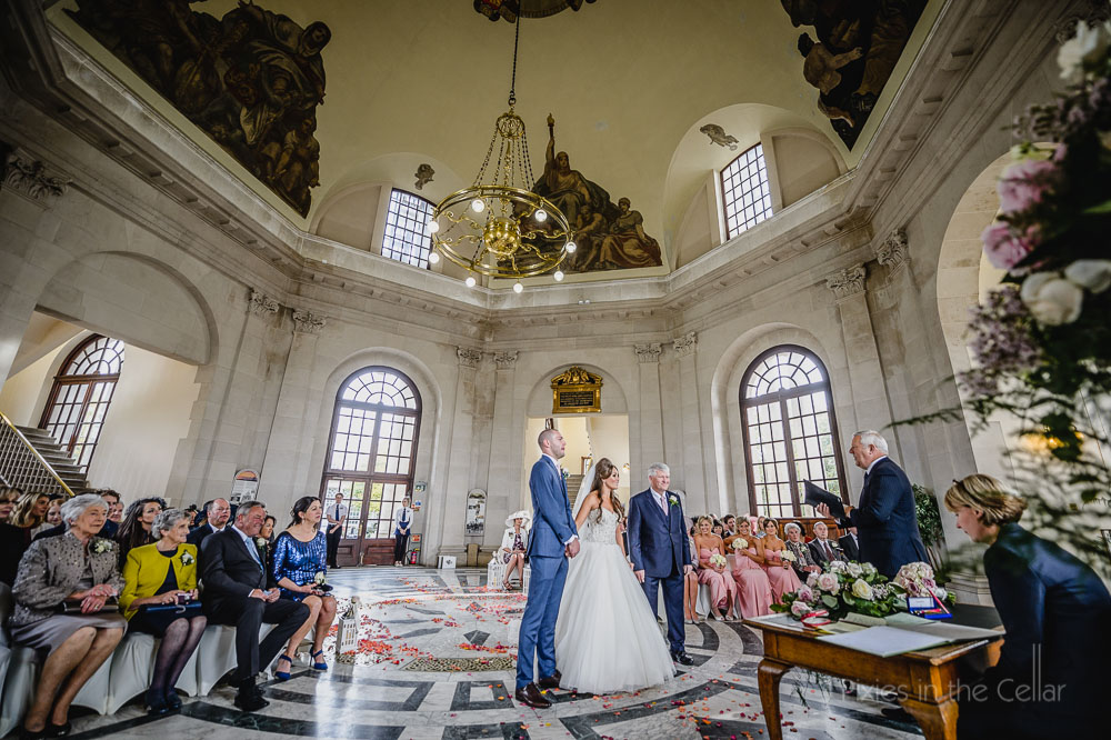 Lancaster Wedding Photography At Ashton Memorial