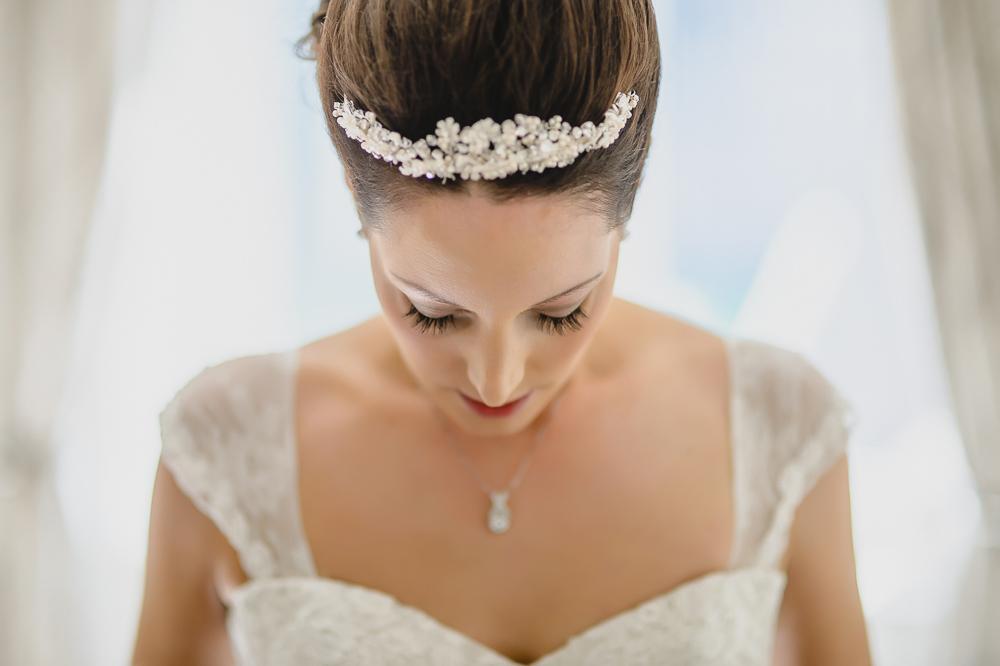 serene bride