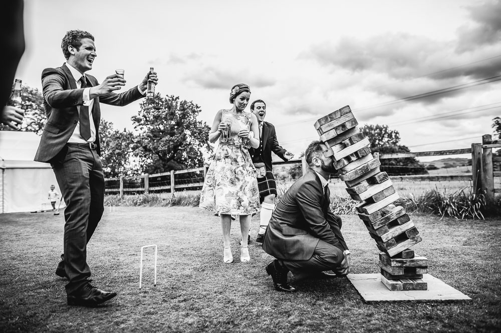 wedding jenga games