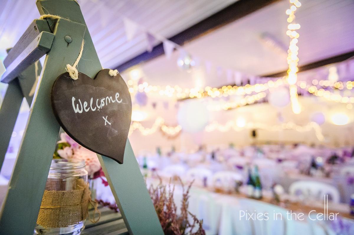Rustic Countryside Wedding Venue Peak district barn