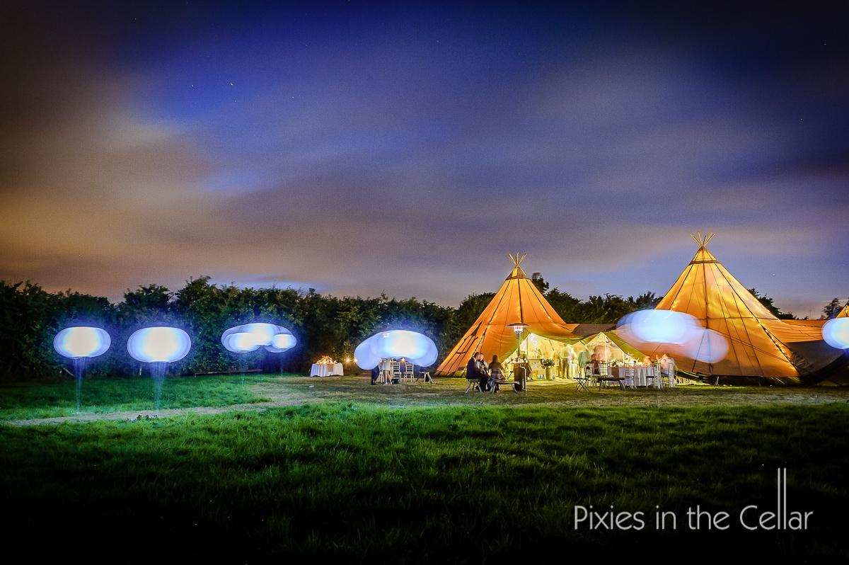 land for weddings tipi outdoor wedding Cheshire wedding photographers