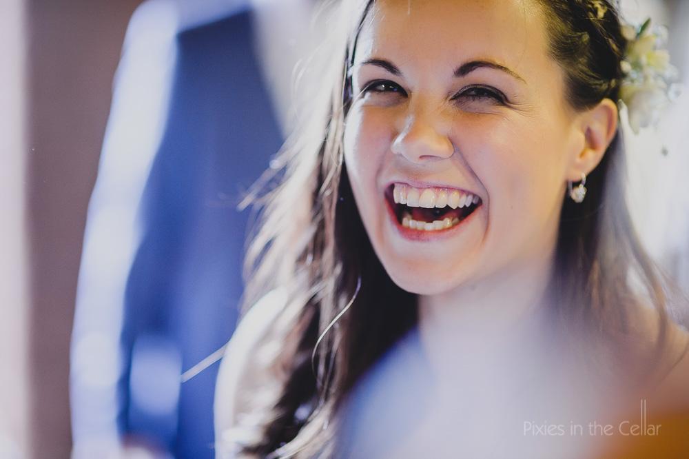 happiest bride
