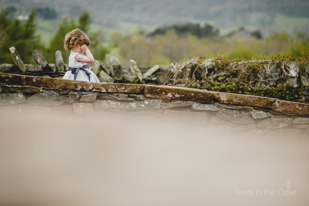 rustic countryside wedding photography