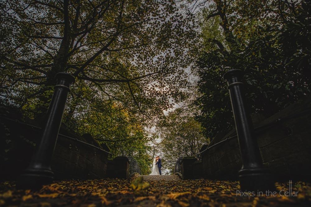 early autumn wedding Manchester UK