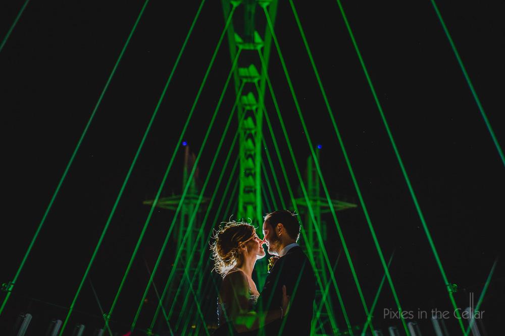 Lowry theatre wedding Photographers