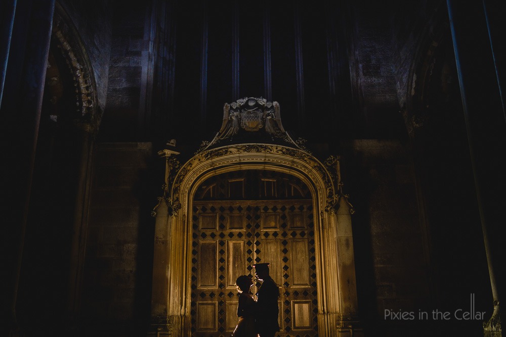 highcliffe castle wedding photo