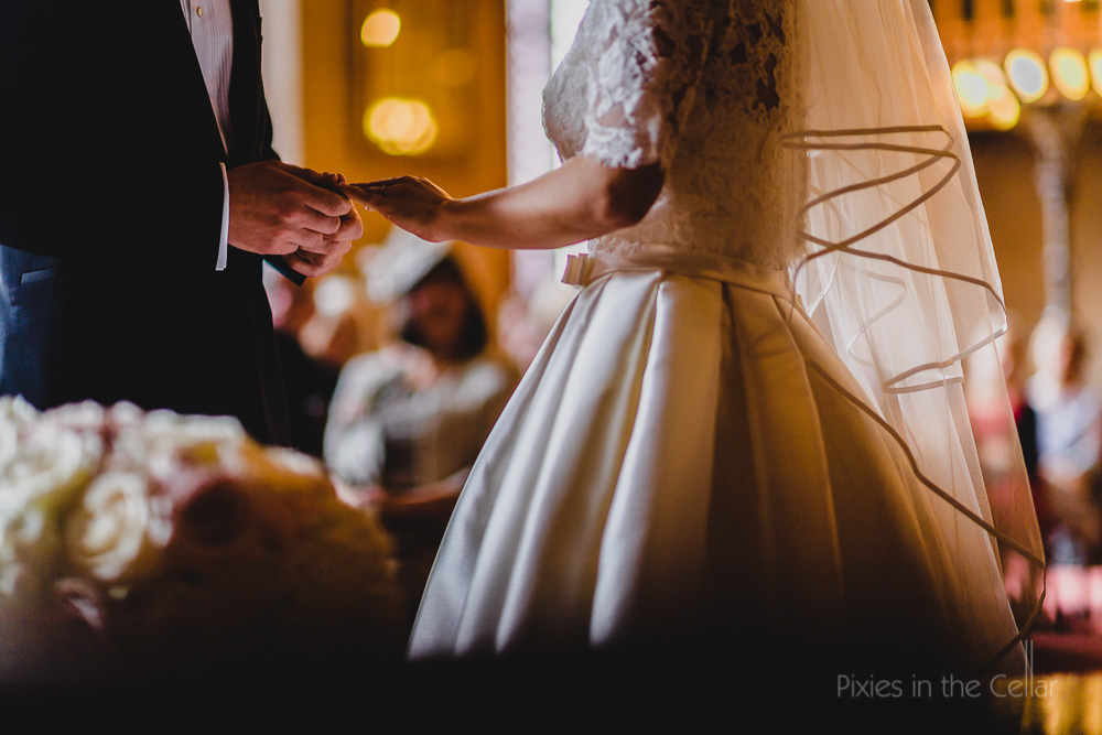 wedding ceremony manchester