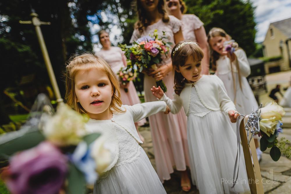 best wedding photography 2016 flower girls