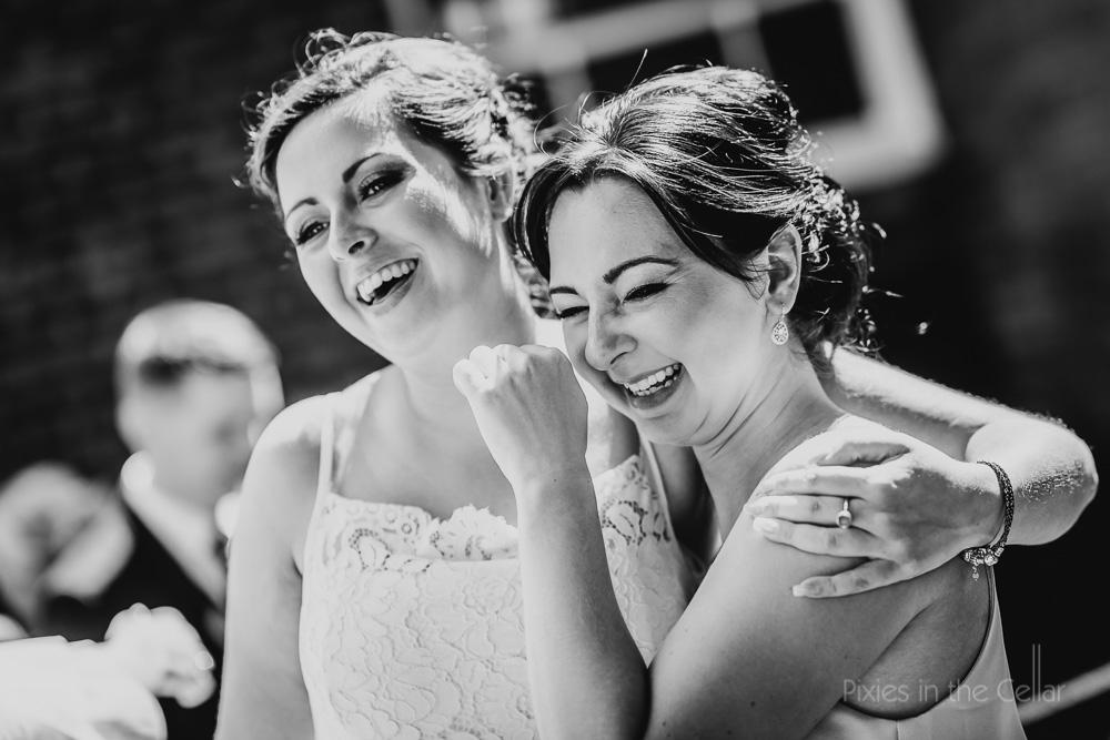 wedding guest emotions