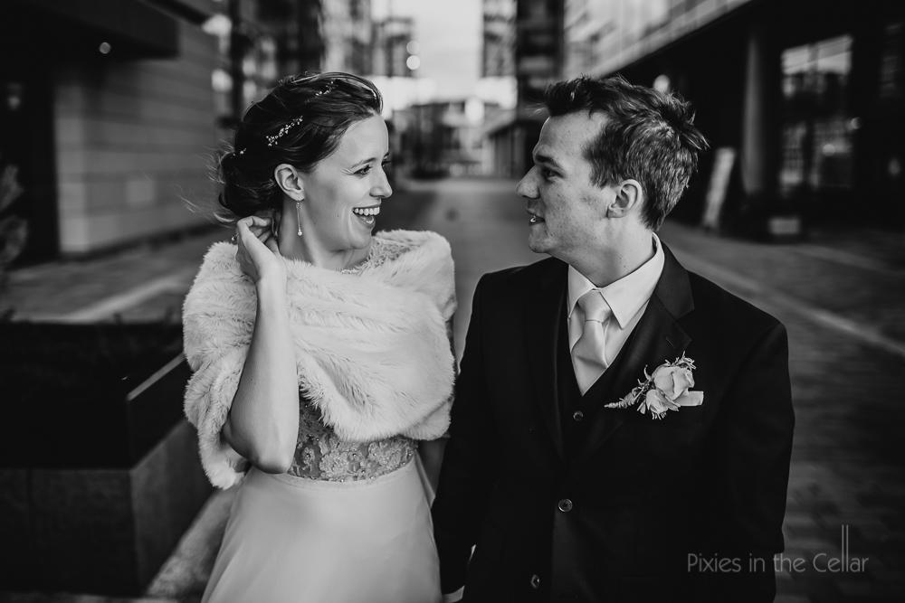 real wedding moments