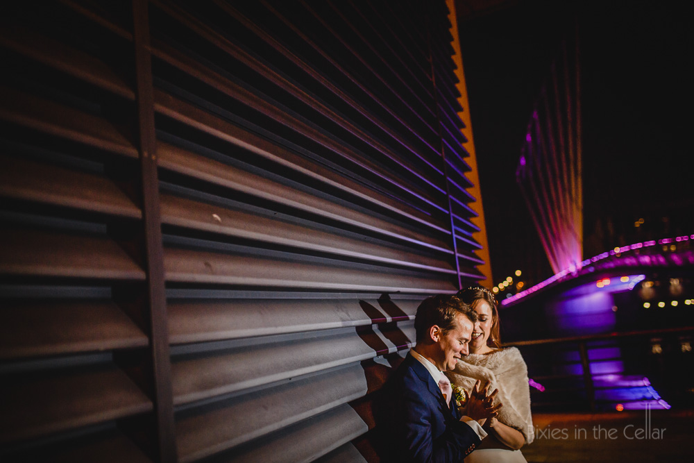 On the seventh wedding photography eclectic hotels winter