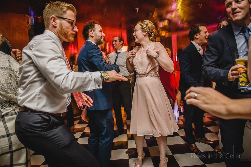 party disco moves