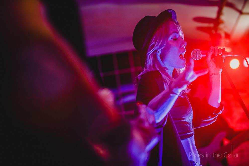 ruby and the rhythms singer