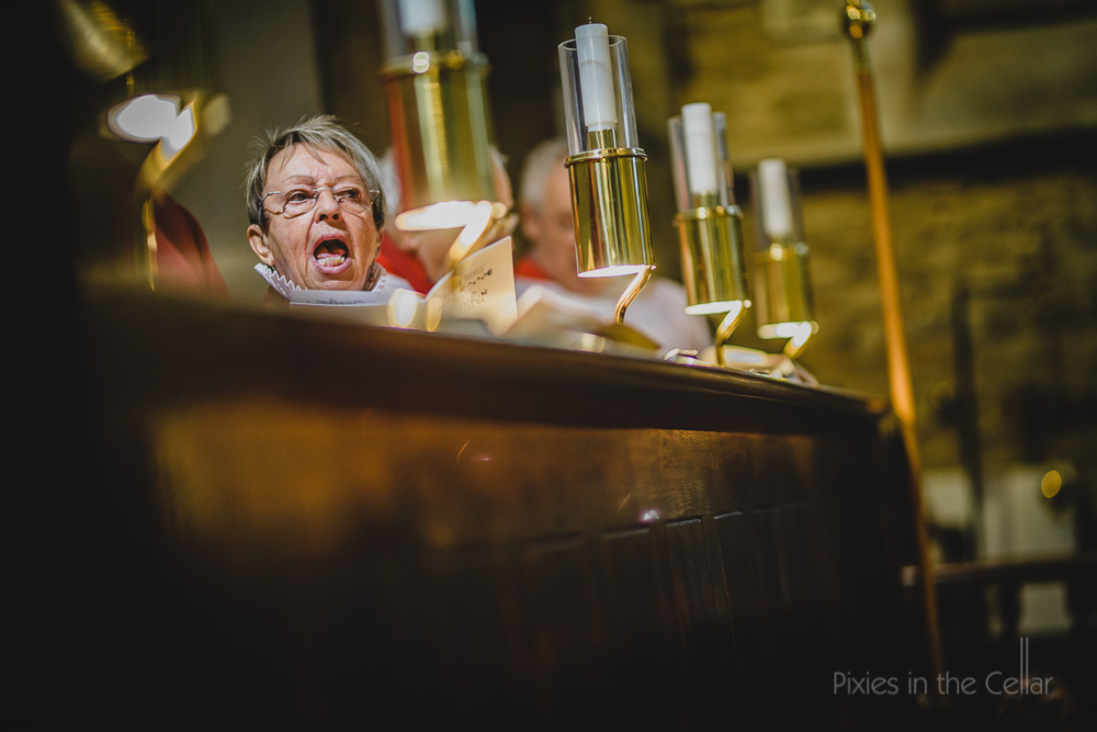 wedding choir lancashire singing
