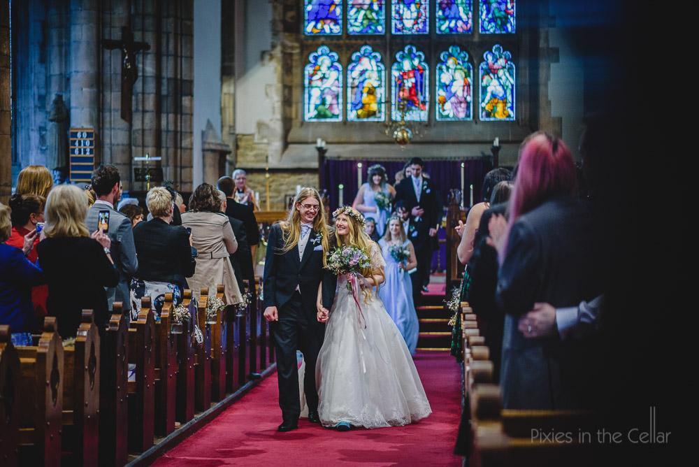 Just wed church wedding UK
