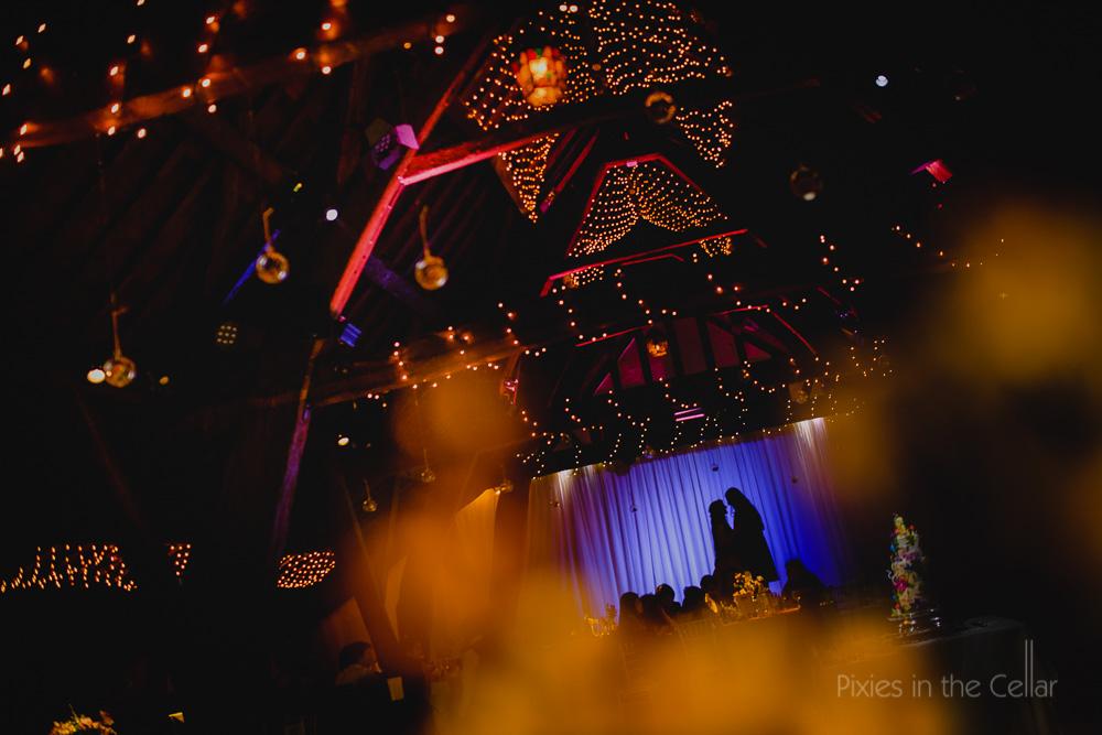Rivington Hall Barn creative Wedding photo