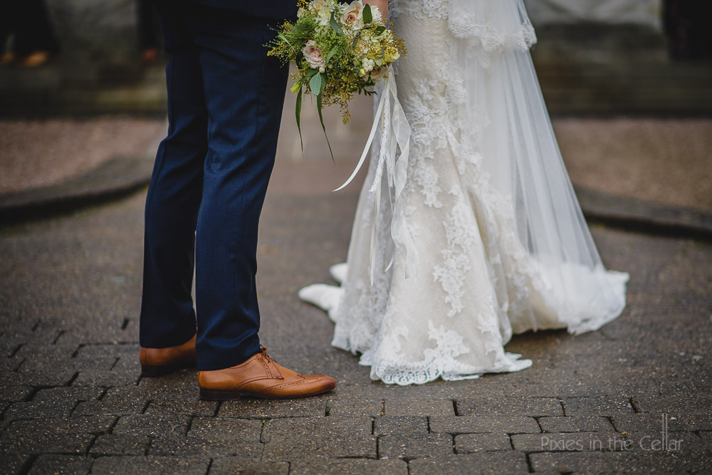 wedding details and cobbles lancashire
