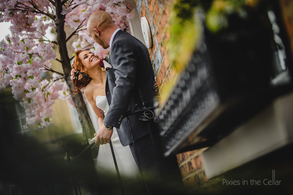 60 Hope street wedding photography