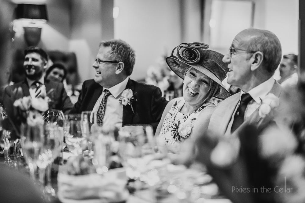 wedding speeches moments