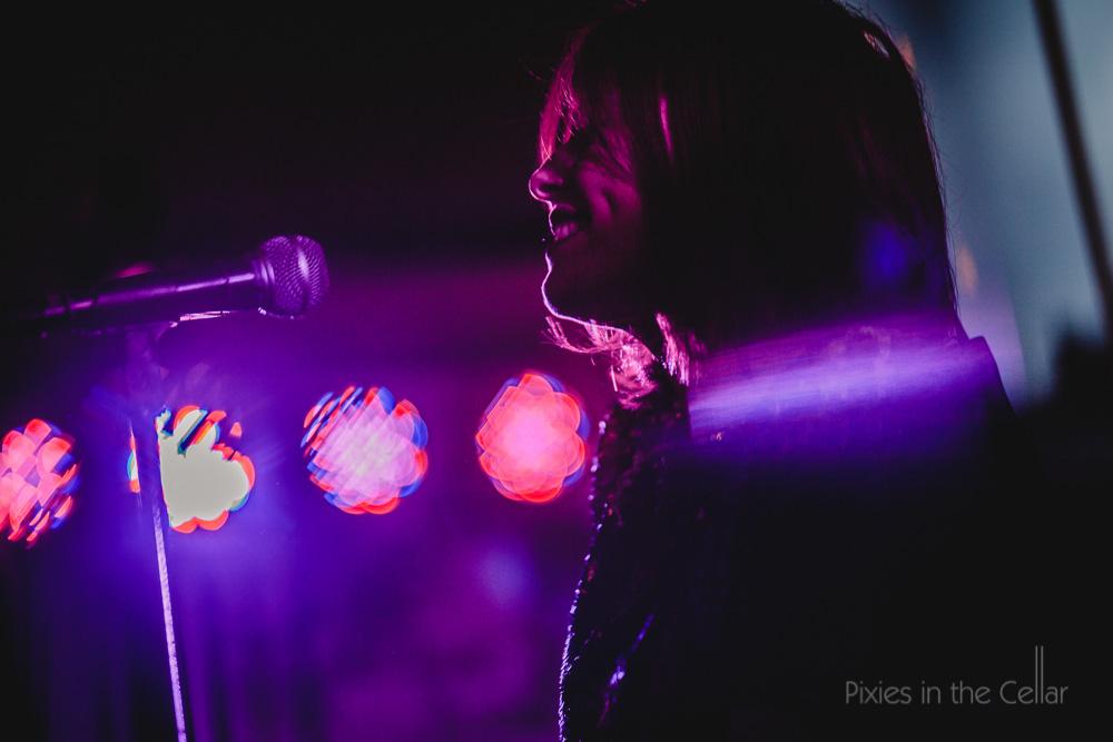 Func on the rocks singer purple