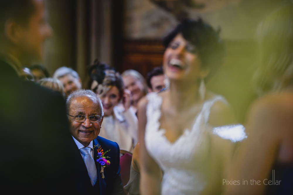 father of bride wedding ceremony love