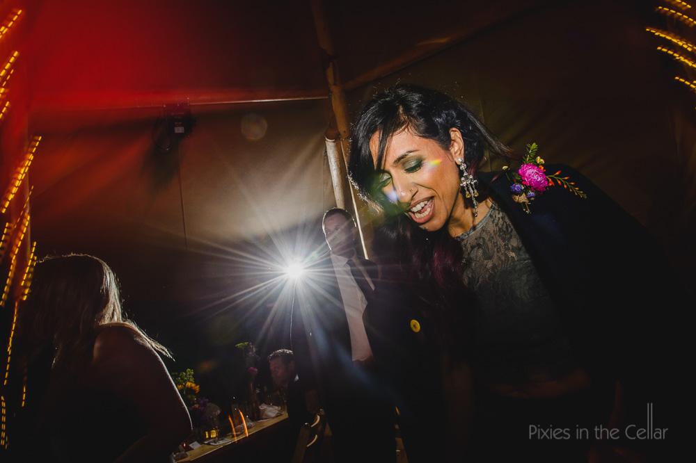 Sri-Lankan cheshire wedding party