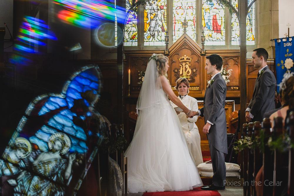 church wedding photography UK