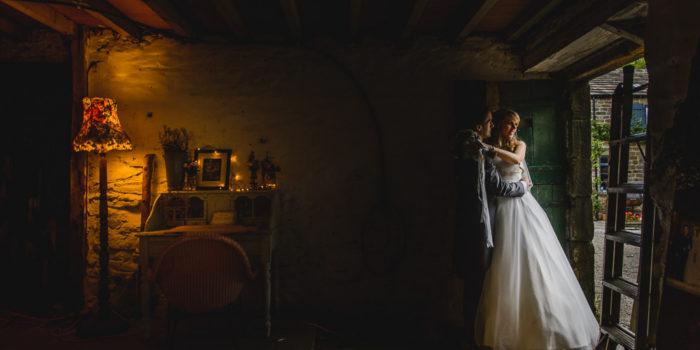 Edale Gathering wedding photography rustic barn