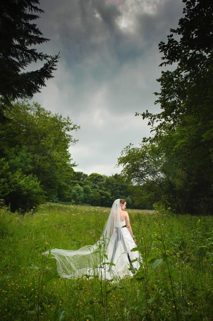 Peak District Bride