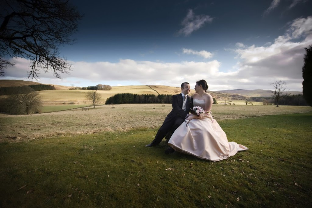 scottish borders wedding