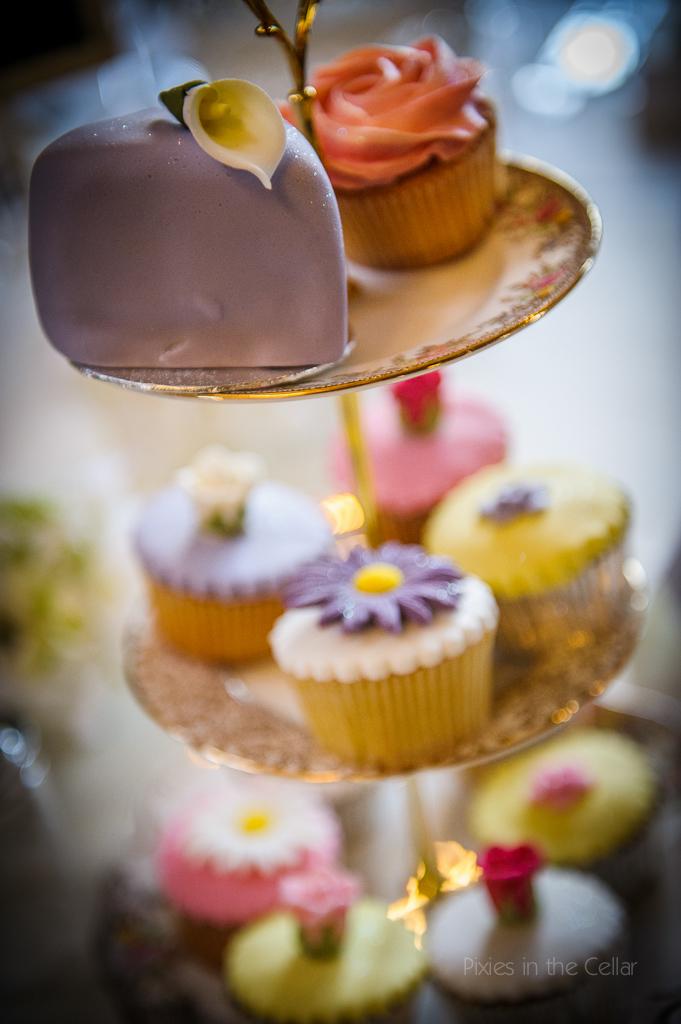 wedding cupcakes manchester