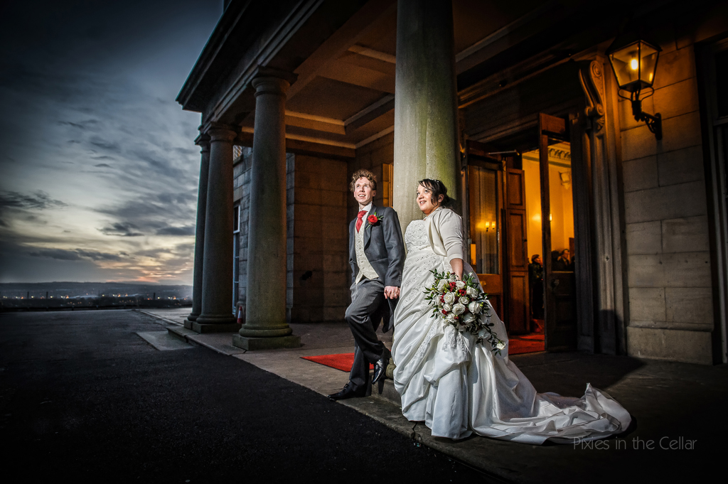Julia & Andrew's Wedding • 2012