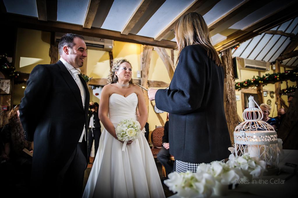 cheshire wedding ceremony