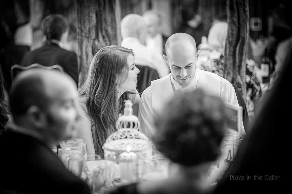 wedding guests the plough inn eaton