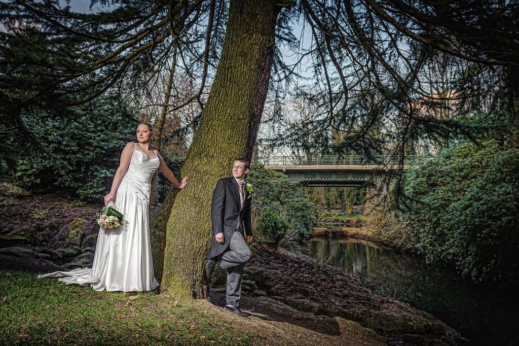 Faery glen sefton park wedding winter