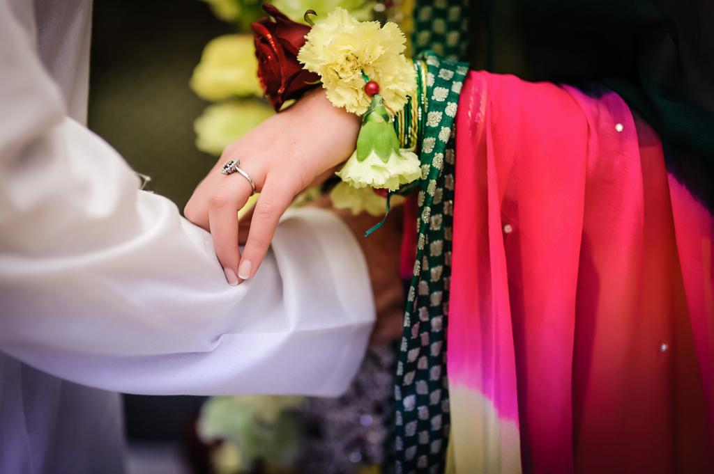Manchester English Asian Wedding Mehndi