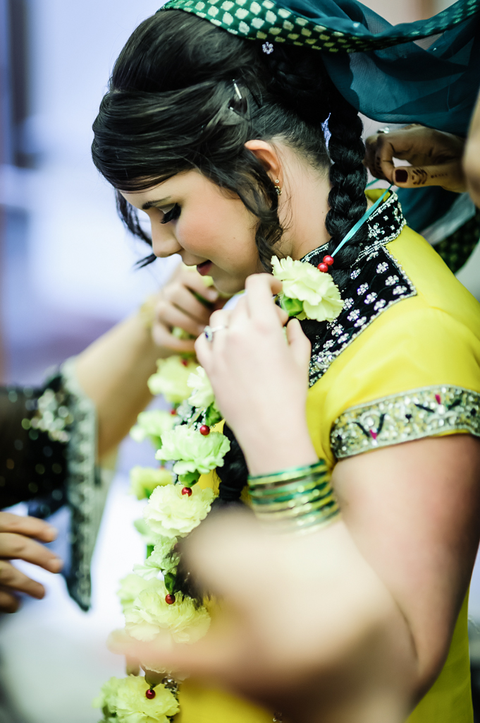 Manchester English Asian Wedding Mehndi