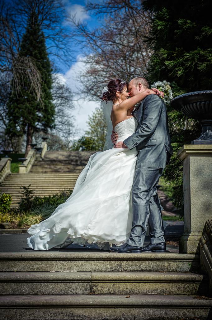 Melanie & Dean's White and Sage Wedding • 2013