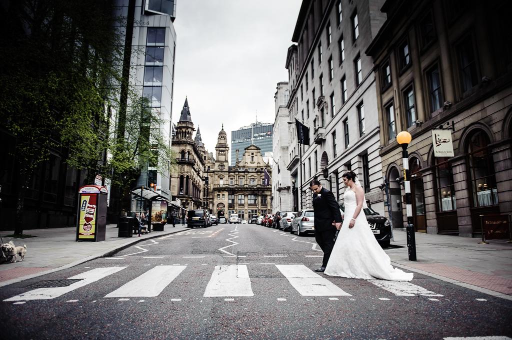 king street manchester wedding