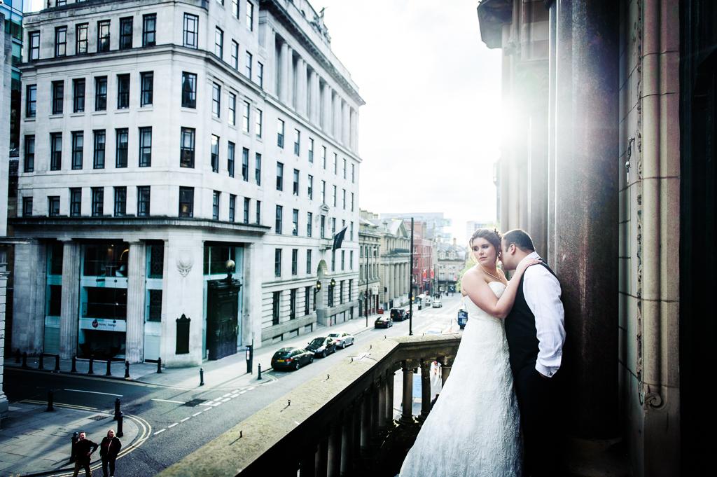 king street manchester wedding photography